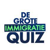 Afbeeldingsresultaat voor de grote immigratiequiz