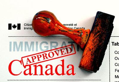 Canadian work permit