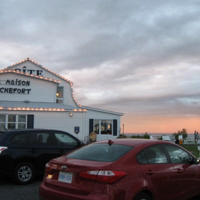 Gîte la maison rochefort  et Motel de la pointe aux bouleaux