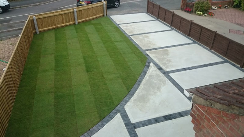 IMMINGHAM BLOCK PAVING Driveways Patios And Paths Covering