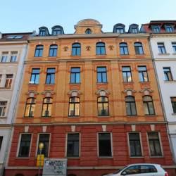 Bâtiment de Leipzig Zentrum West