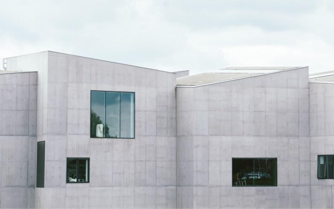 Stunning Concrete Modern Apartments