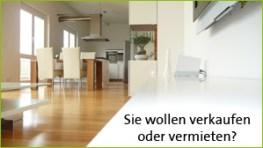 Immobilien verkaufen und vermieten