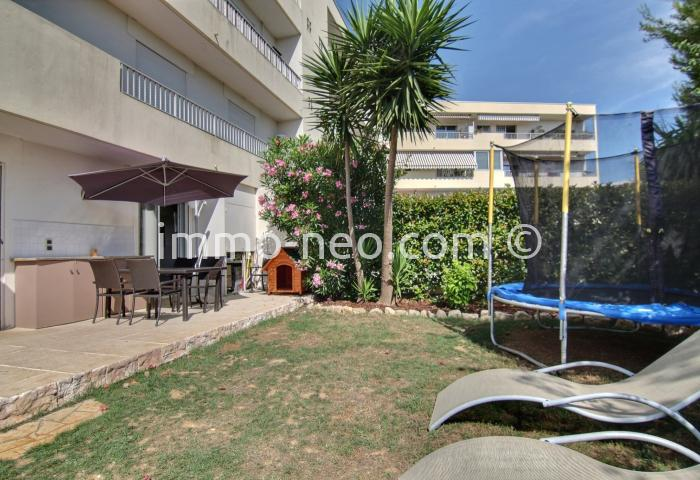 Vente appartement Antibes 3 Pices 67 m2