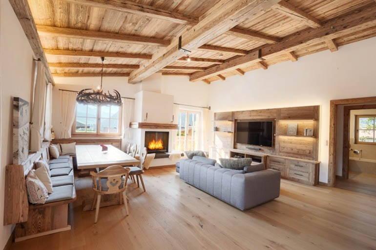 Penthouse Wohnungen in Kitzbühel