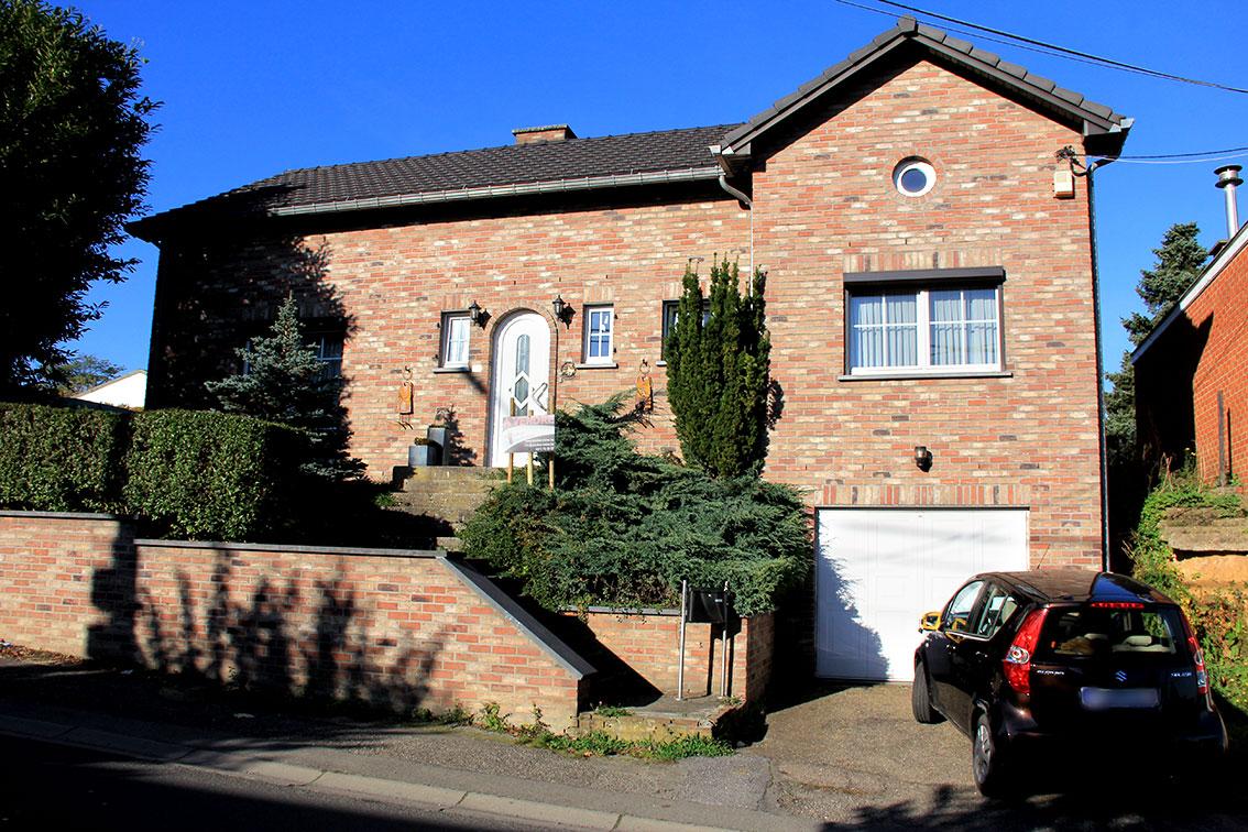 Milmort  Superbe maison 4 faades 3 ch avec jardin