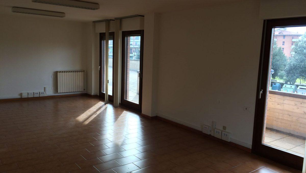 ufficio blu stanza doppia 44,80 mq foto 2