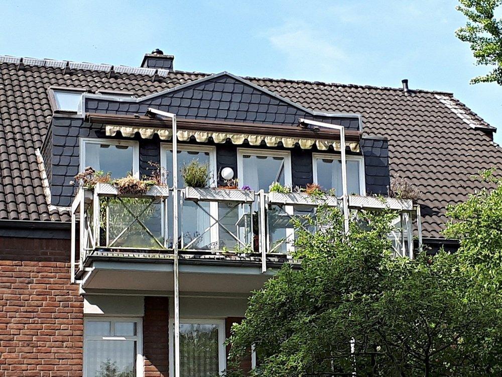 Rheinnhe 4Zi MaisonetteWohnung in DsseldorfWittlaer