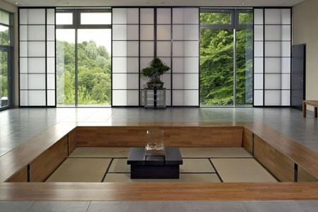 Japanische Wohnungseinrichtung  ein Stck Asien zuhause