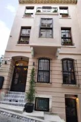 Mehrfamilienhäuser in Istanbul