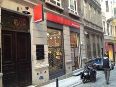 Geschäfte in Istanbul