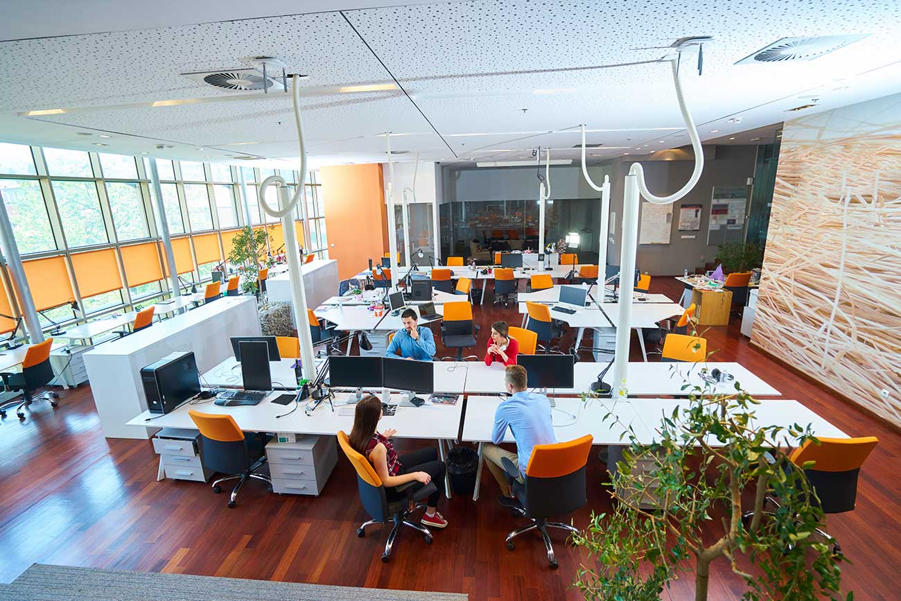 Coworking-Spaces