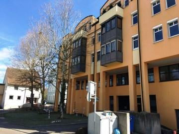 ++VERKAUFT++  2-Zi.-Eigentumswohnung in Citylage von Lörrach, 79539 Lörrach, Etagenwohnung
