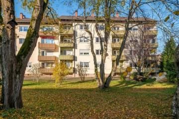 ++VERKAUFT++  Gepflegte 3,5-Zi.-Wohnung in LÖ-Brombach, 79541 Lörrach, Etagenwohnung