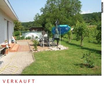 ++VERKAUFT++   Tolle Wohnung mit paradiesischem Gartengrundstück, 79415 Bad Bellingen (Rheinweiler), Erdgeschosswohnung
