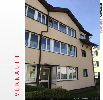 ++VERKAUFT++   3-Zi.-Eigentumswohnung mit Garten in Lörrach (Hauingen), 79541 Lörrach (Hauingen), Etagenwohnung
