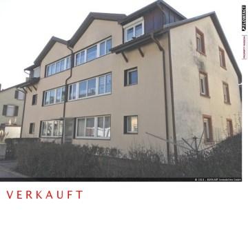 ++VERKAUFT++ Dachgeschoss-Eigentumswohnung 3-Zi.  in Lörrach (Hauingen), 79541 Lörrach (Hauingen), Etagenwohnung