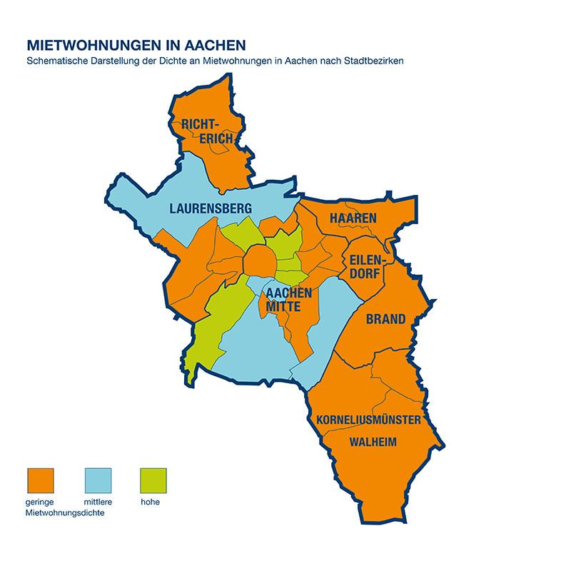 Wohnung mieten Aachen  ImmobilienScout24