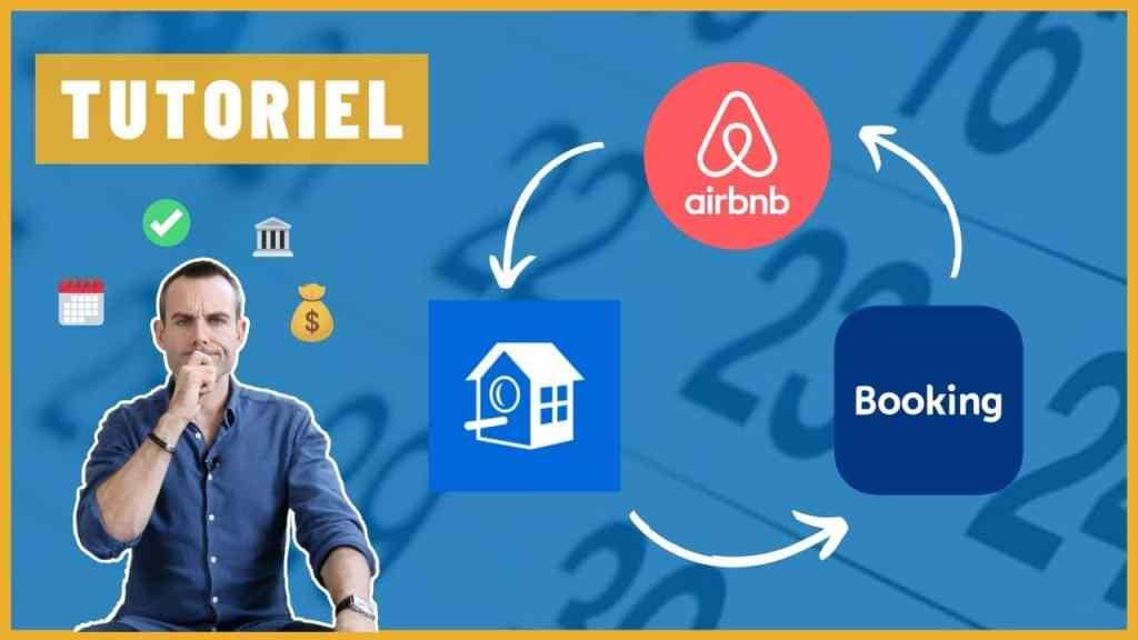 Comment synchroniser les calendriers entre Airbnb et Booking ?