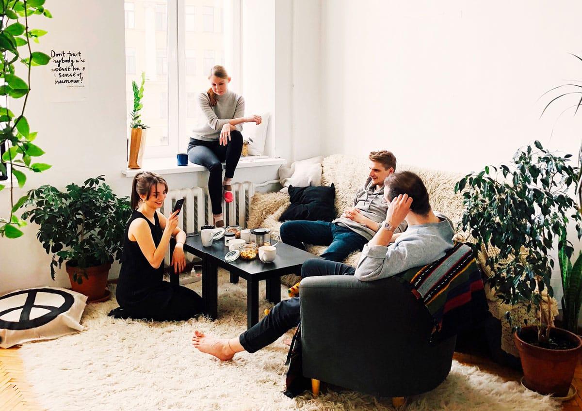 Comment Décorer Son Appartement Pas Cher comment aménager sa colocation pour maximiser sa rentabilité ?