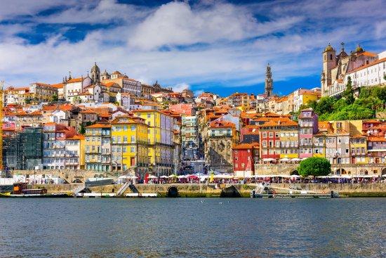 ribeira do porto portugal