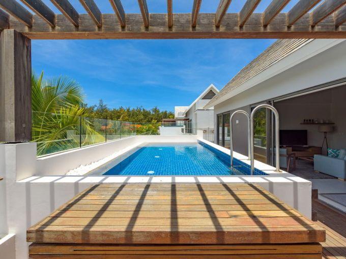 Penthouse de luxe en vente Mont Choisy, Ile Maurice