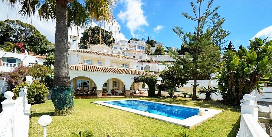 Luxueuse villa indépendante de 6 chambres Costa Del Sol | Espagne