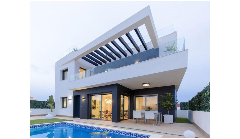 Villa de style moderne