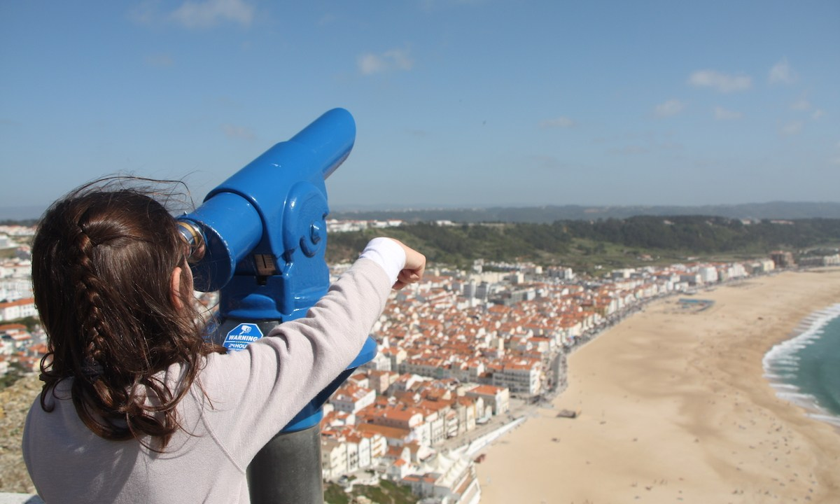 Portugal près de Nazaré et São Martinho do Porto3