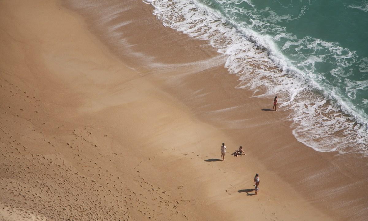 Portugal près de Nazaré et São Martinho do Porto6