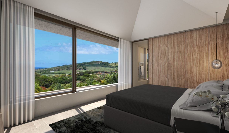 Bedroom - Villa Pure