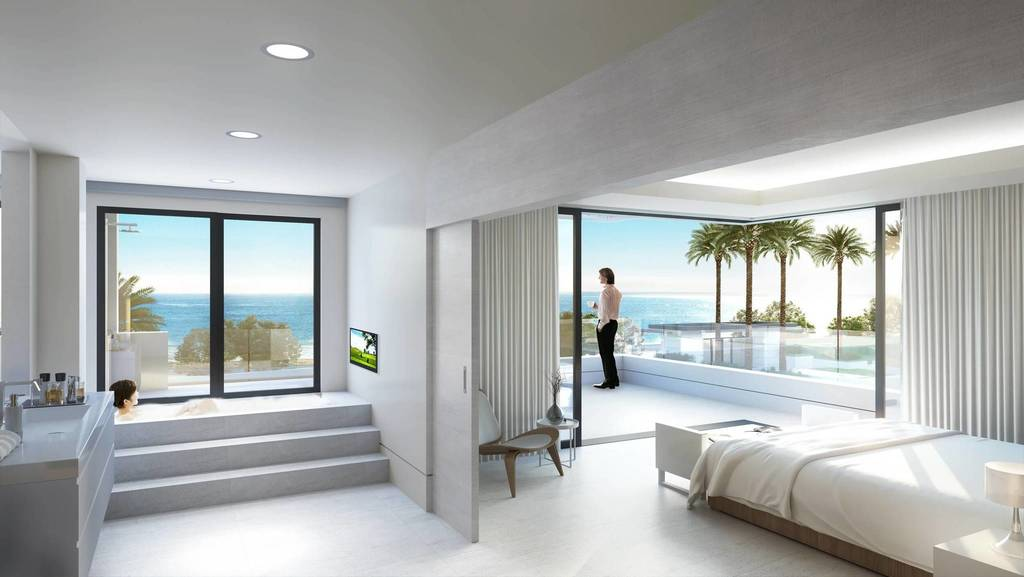 3 bedroom luxury penthouse for sale in Estepona, Andalusia3