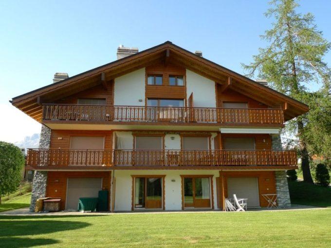 Appartement & maison à acheter Valais