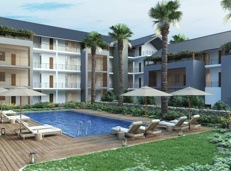appartements clé en main s'accompagnent d'une terrasse privative et sont conçus pour garantir votre confort en toute situation.    