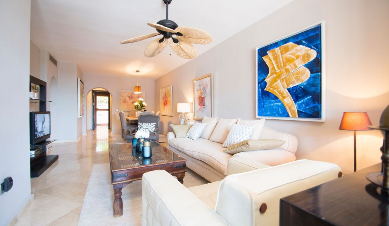 Appartement à vendre dans l'urbanisation Guadalmina Alta, Marbella0