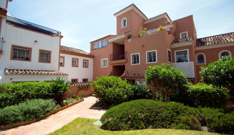 Appartement à vendre dans l'urbanisation Guadalmina Alta, Marbella15