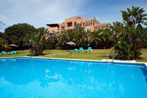 Appartement à vendre dans l'urbanisation Guadalmina Alta, Marbella16