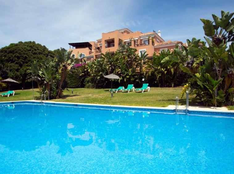 Appartement à vendre dans l'urbanisation Guadalmina Alta