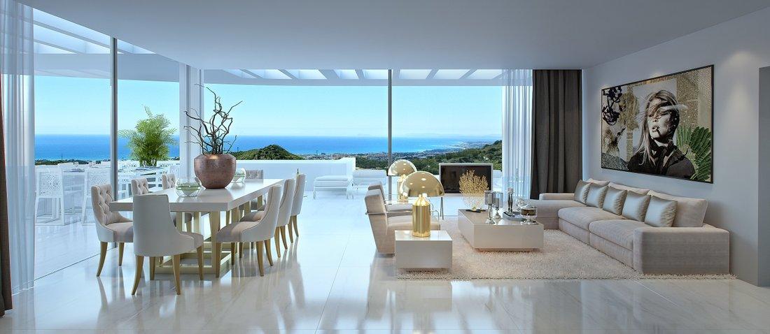 Penthouse à vendre à Ojen, Marbella4