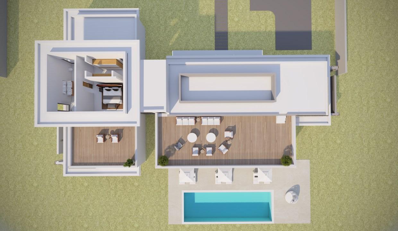 Villa Horizon - OPTION 1 - 4BD
