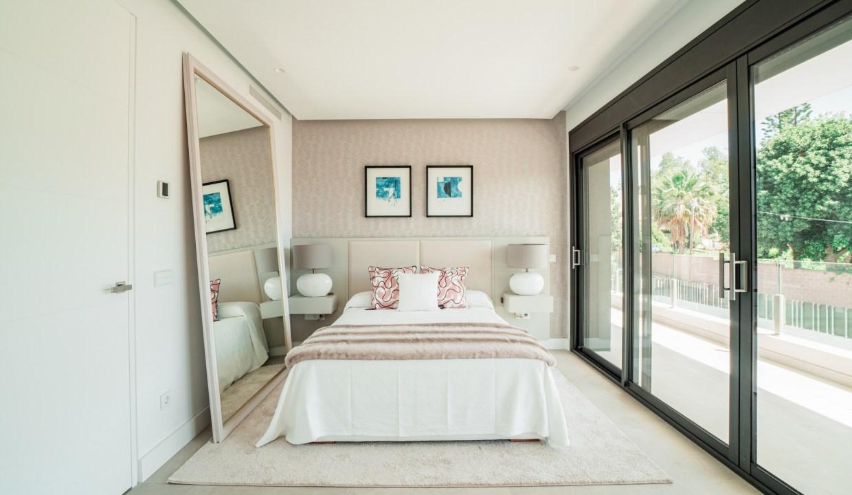 Villa sur un terrain de 841 m2 vous pourrez profiter de la Costa del Sol 5