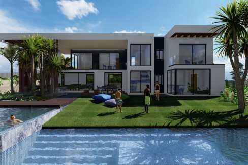 Villas au style architectural contemporain4