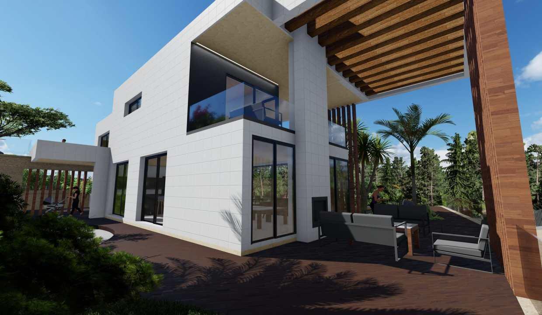 Villas au style architectural contemporain5