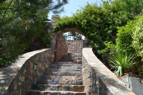 Vue panoramique sur la Méditerranée villa 4 chambres 220m2 licence EOT1
