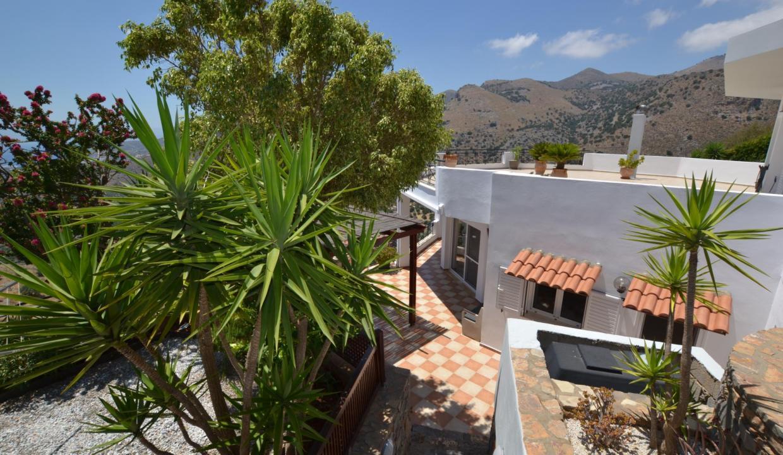 Vue panoramique sur la Méditerranée villa 4 chambres 220m2 licence EOT33