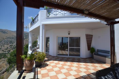 Vue panoramique sur la Méditerranée villa 4 chambres 220m2 licence EOT36