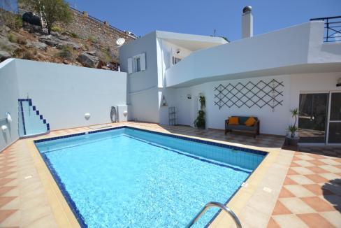 Vue panoramique sur la Méditerranée villa 4 chambres 220m2 licence EOT6