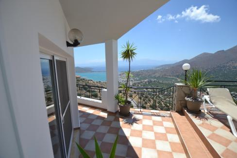 Vue panoramique sur la Méditerranée villa 4 chambres 220m2 licence EOT9