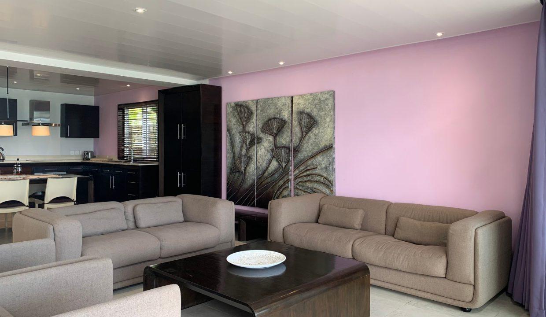Appartement de 3 chambres pied dans l'eau à vendre Trou d'Eau Douce25