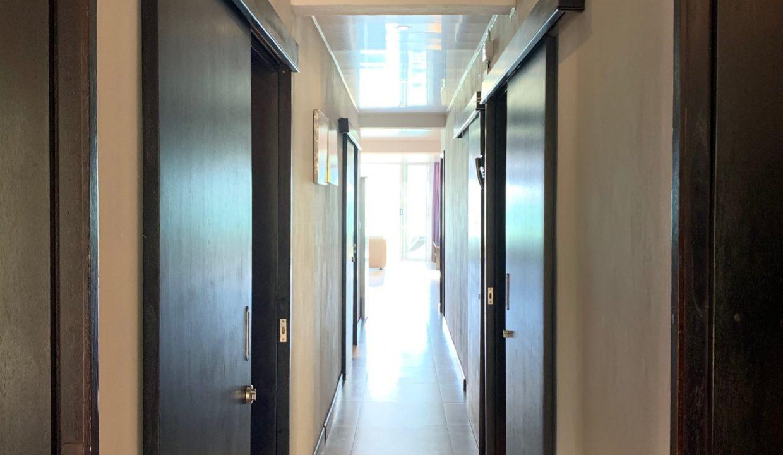 Appartement de 3 chambres pied dans l'eau à vendre Trou d'Eau Douce42